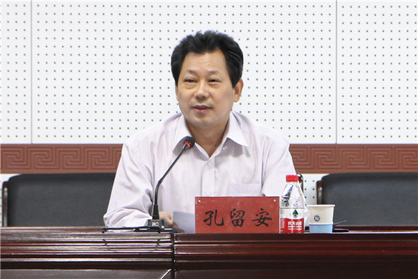 河南省高新技术企业协会第二届二次会员代表大会在我校召开